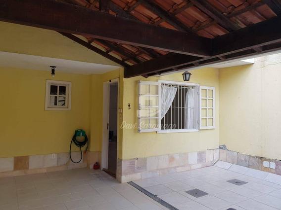 Casa Em Condomínio Fechado - Ca0348