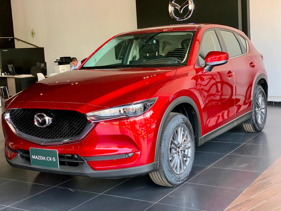 Mazda Cx5 Touring 2.5l 4x2 Roja At