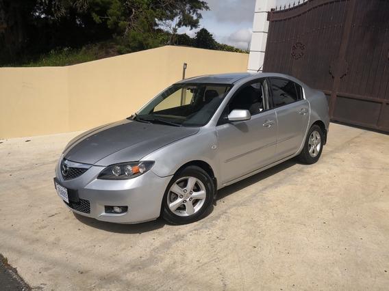 Mazda 3 2009 Excelentes Condiciones