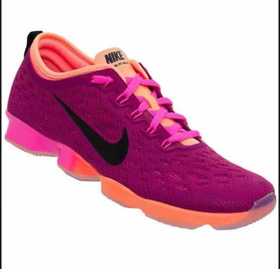 Colecione Tênis Nike Zoom Fit Agility Feminino Rosa Pink 36