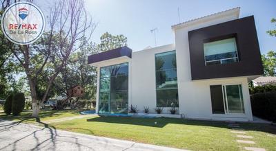 Residencia En Renta Fraccionamiento Real Castilla