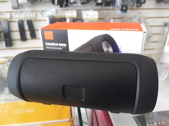 Caixinha Caixa De Som Bluetooth Áudio Charge Mini