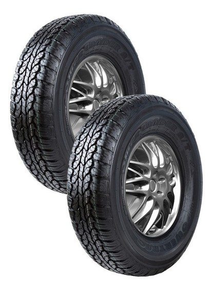 Kit Pneu 225/70 R16 101t Powertrac Powerlander A/t - 2 Unid