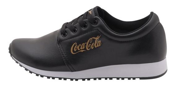 Tenis Feminino Coca Cola Caminhada Corrida Varias Cores 2019