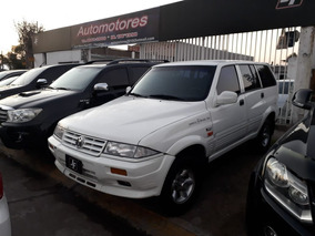 Ssangyong Musso Naftera !!! 4x4 Muy Muy Buena