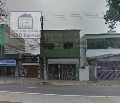 Ponto Comercial A Venda No Bairro Vila Augusta Em Guarulhos - 1536-1
