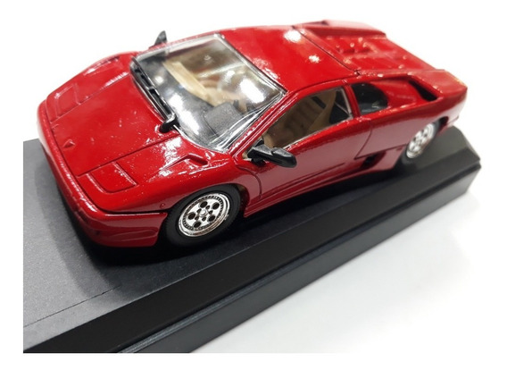 Solido Diecast 1/43 Made In France Lamborghini Diablo