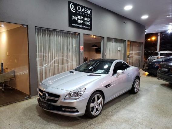 Mercedes-benz Slk-200 Cgi 1.8, Lrn3542