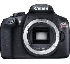 Camera Canon Eos Rebel T6 Nacional, Corpo, Sem Lentes