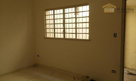 Casa Com 1 Dormitório Para Alugar. - Ca0194
