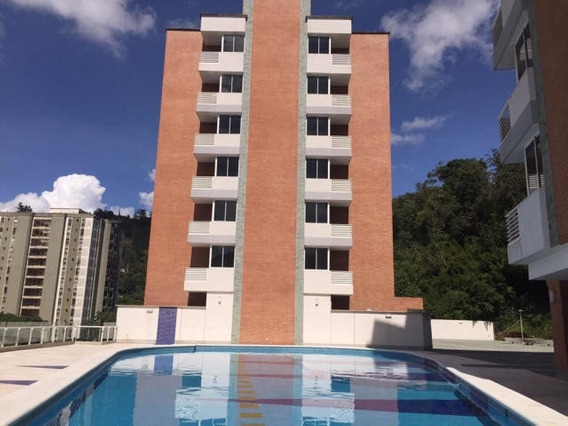 Estupendo Apartamento A Estrenar. Municipio El Hatilllo