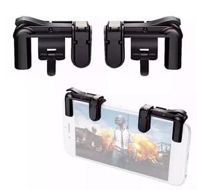 Gatilho Para Celular Tablet Jogos Tiro Freefire Pug Original