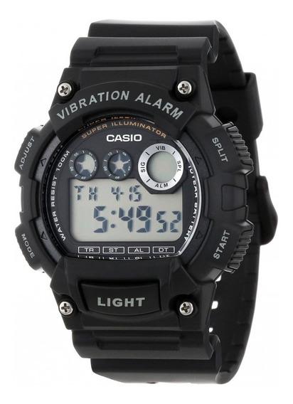 Relógio Casio W-735h-1av Cronômetro Alarme Calendário