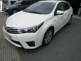 Toyota Corolla 2.0 16v Altis Flex Multi-drive S 4p - 2015
