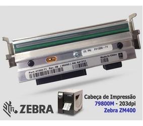 Cabeça Térmica Zebra Zm400 Nova