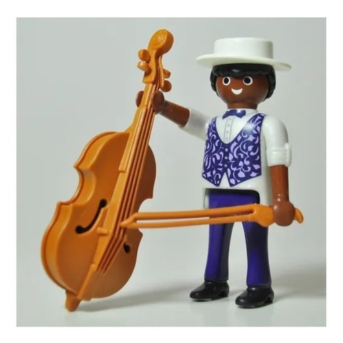 Playmobil Serie 16 Musico De Jazz - Tienda Playmomo
