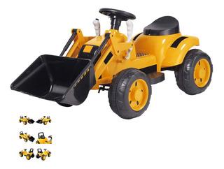 Tractor Electrico Tr1605 Amarillo Icb Technologies Alajuela