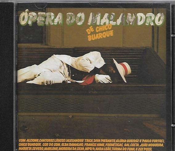 Cd - Chico Buarque - Opera Do Malandro - Lacrado