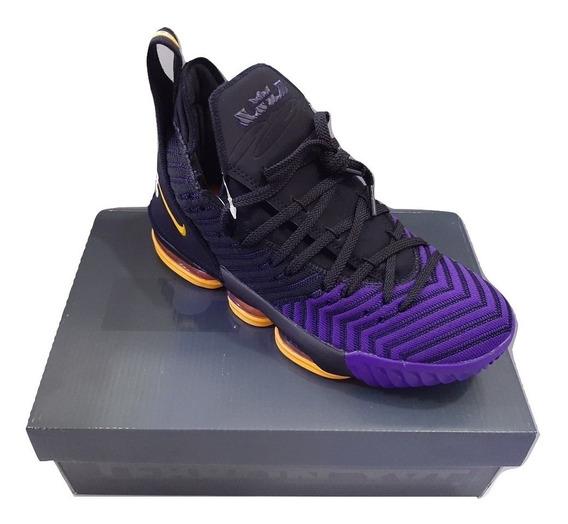 Zpt Nike Air Lebron 16 A. Tallas 40-45. 5 Modelos.