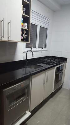 Apartamento Em Jardim Wanda, Taboão Da Serra/sp De 107m² 3 Quartos À Venda Por R$ 625.000,00 - Ap181429