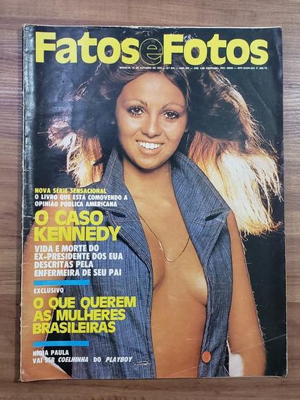Revista Fatos E Fotos N.° 634 De 1973