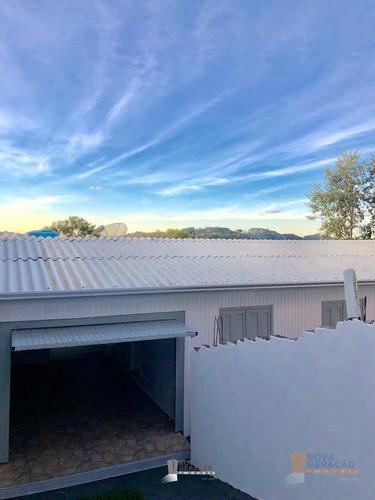 Casa Com 3 Dormitórios À Venda Com Promoção, 100 M² Por R$ 169.900 - Cruzeiro - Caxias Do Sul/rs - Ca0017