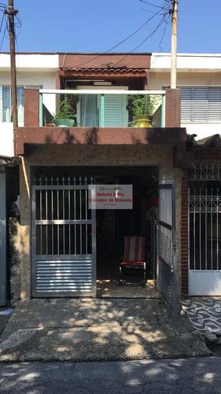 Sobrado Com 2 Dorms, Taboão, São Bernardo Do Campo - R$ 360 Mil, Cod: 274 - V274