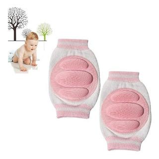 Rodilleras Gateo Para Bebés Acolchadas - Protector