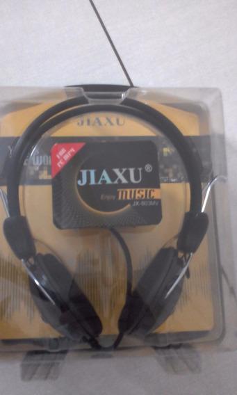 Fone De Ouvido Headphone Para Pc E Mp4