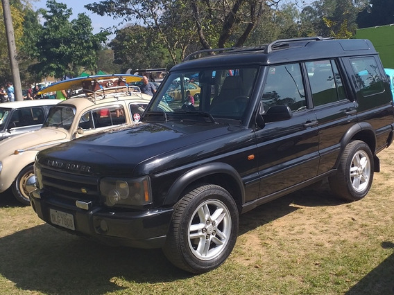 Land Rover Discovery 4.0 V 8