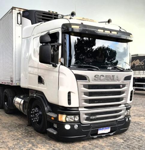 Imagem 1 de 3 de Scania 124 G420 2010