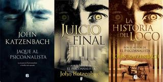 Jaque Al Psicoanalista + Historia Del Loco + Juicio Final