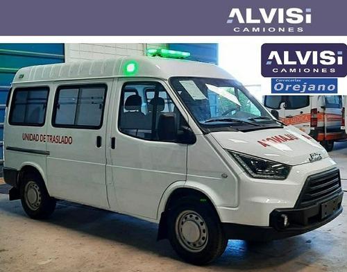 Jmc N520 Touring Ambulancia + Iva