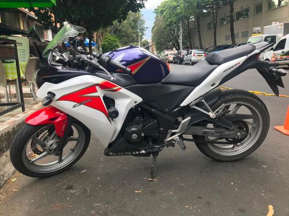 Honda Cbr 250r Abs Tricolor Barata Medellín!