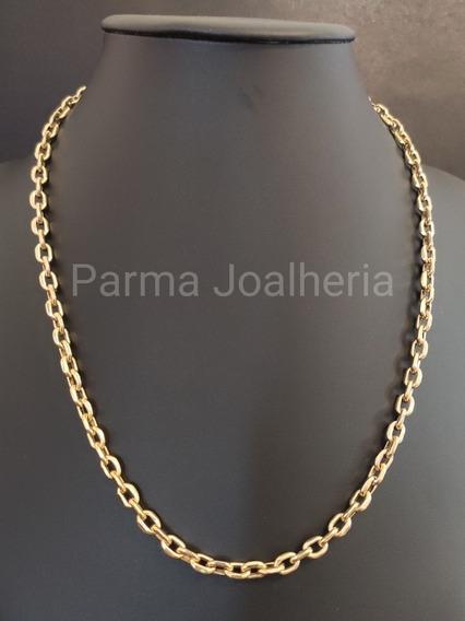 Corrente Cartier Em Ouro 18k 750 Com 25 Gramas