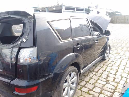 Sucata Mitsubishi Outlander 2010 2011 2012 Retirada De Peças