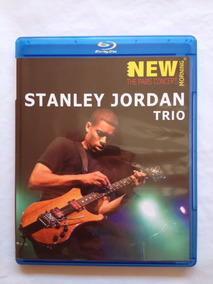 Blu-ray Stanley Jordan Trio (importado) + Blu-ray Mclaughlin