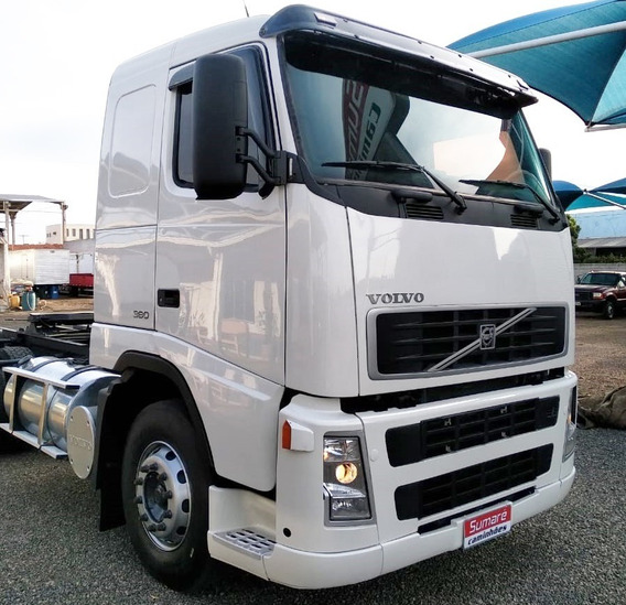 Volvo Fh12 380 6x2