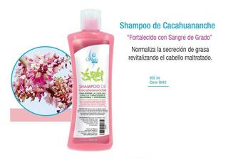 Shampoo De Cacahunanche Con Sangre De Grado 950ml