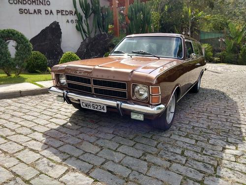 Imagem 1 de 12 de Chevrolet Caravan Comodoro 6 Cyl 1978