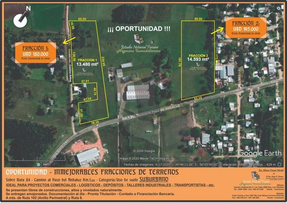 Terrenos Logísticos - Depósitos Cno.andaluz Km1 - Perimetral