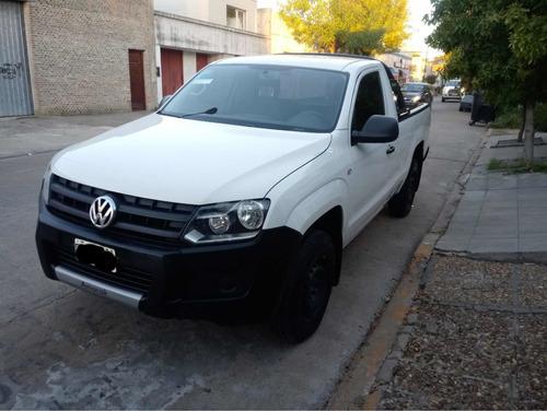Volkswagen Amarok 2.0 Cs Tdi 140cv 4x2 Startline 2015