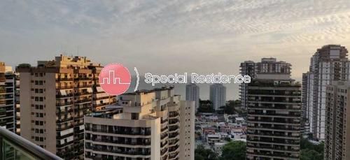 Imagem 1 de 15 de Cobertura-à Venda-barra Da Tijuca-rio De Janeiro - 500402