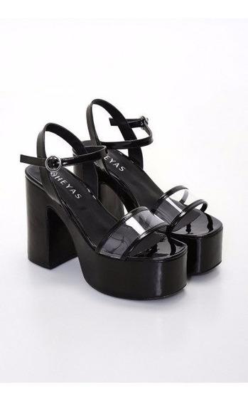 Zapatos Mujer Heyas Taco Plataforma Picae Verano 2020
