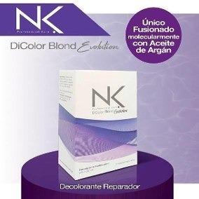 Decolorante Dicolor Blond 180 Grms Evolution