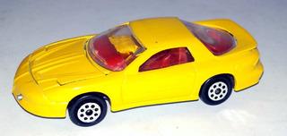 Pontiac Firebird Trans Am 1973 plata 1:24 motor max maqueta de coche la// Cast