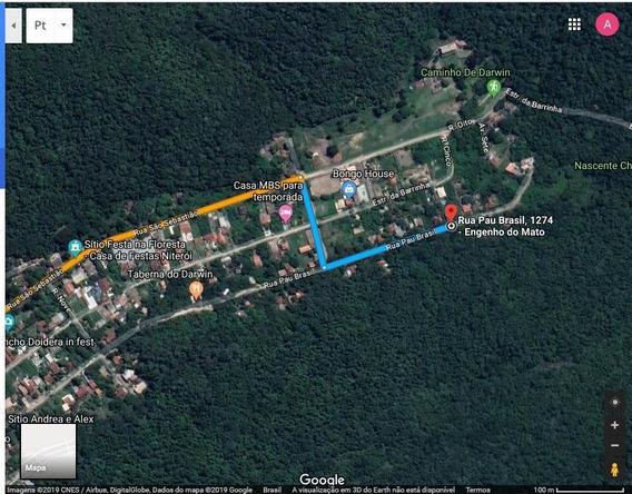 Terreno À Venda, 450 M² Por R$ 115.000 - Itaipu - Niterói/rj - Te0160