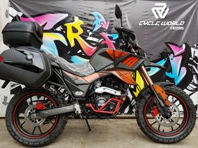 Moto Jawa Rvm Tekken 250 0km 2018 Equipada Promos 19/3