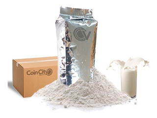 Caja De Leche (crema) En Polvo Vending