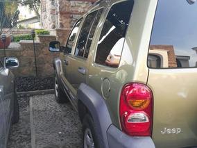 Jeep Liberty Sport 4x2 At 2003